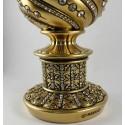 Ayat Al-Kursi - Gold Egg Sculpture (Large)