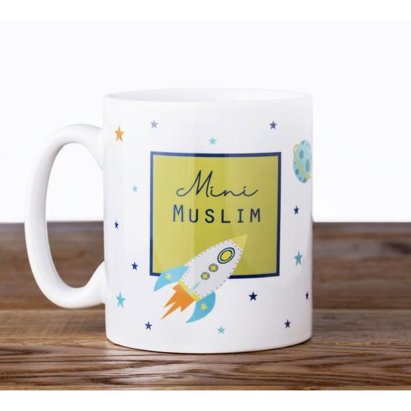 Mug C01 Mini Muslim Mug - Rocket