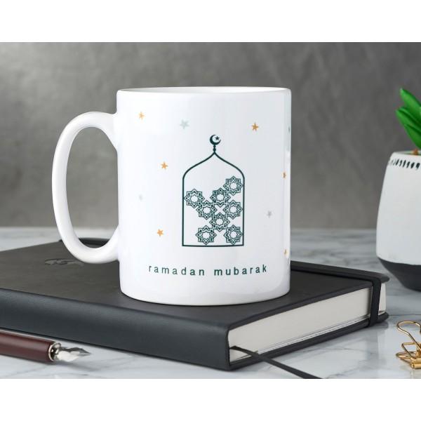 Mug RD01 Ramadan Mubarak - Arch
