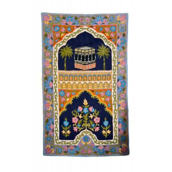 HandMade Prayer Rug - Kaaba