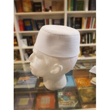 Sandal Turban Hat - White