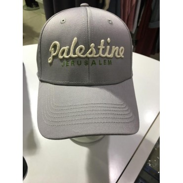 Cap Net Palest Baseball (Curved) – 3D Embroidery