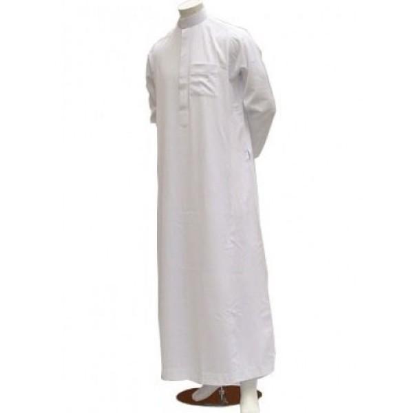 Aseel Thobe White