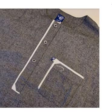Ikaf - Dusty Long Sleeves (Grey)