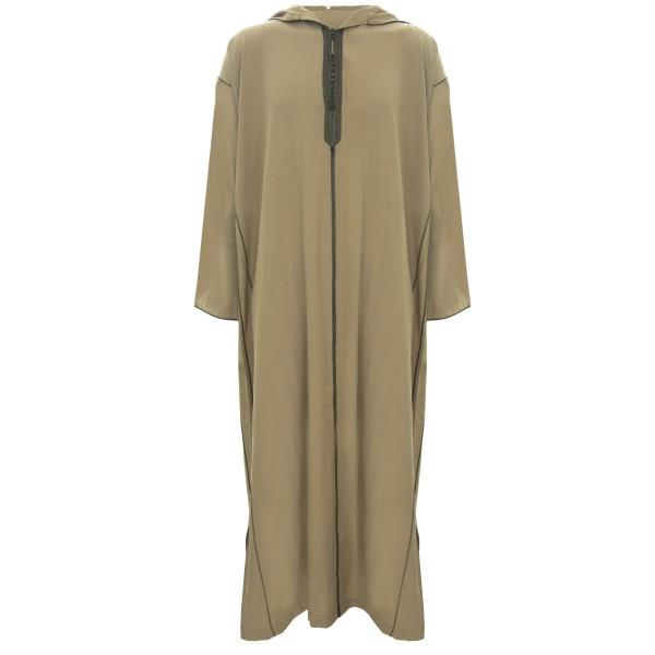 SL - Moroccan Hooded Khaki