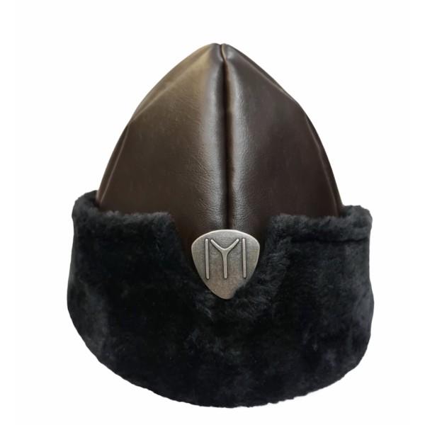 Ottoman Ertugrul Dirilis Hat / Bork Brown