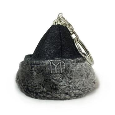Ottoman Ertugrul Hat: Keyring