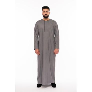 Al Noor - Piping Omani Grey
