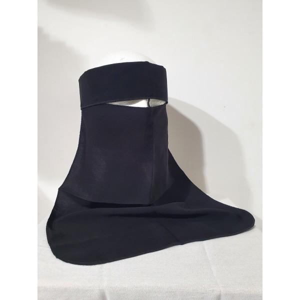 Niqab - 1 Layer