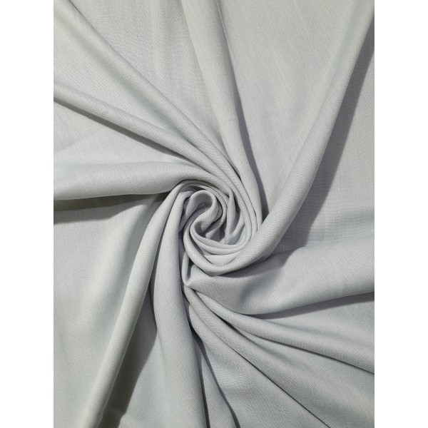 Plain Pashmina L.Grey Scarf