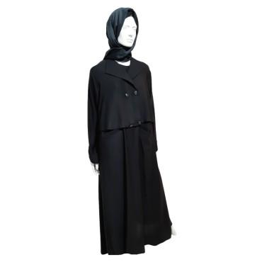 Jacket Abaya 006