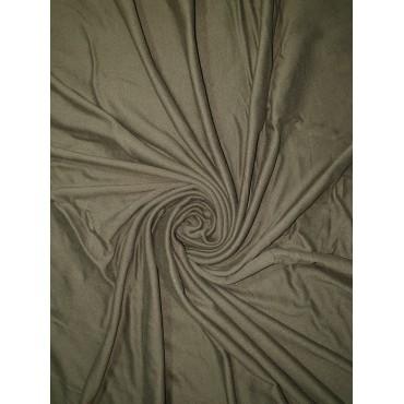 Premium Soft Jersey scarf - Khaki