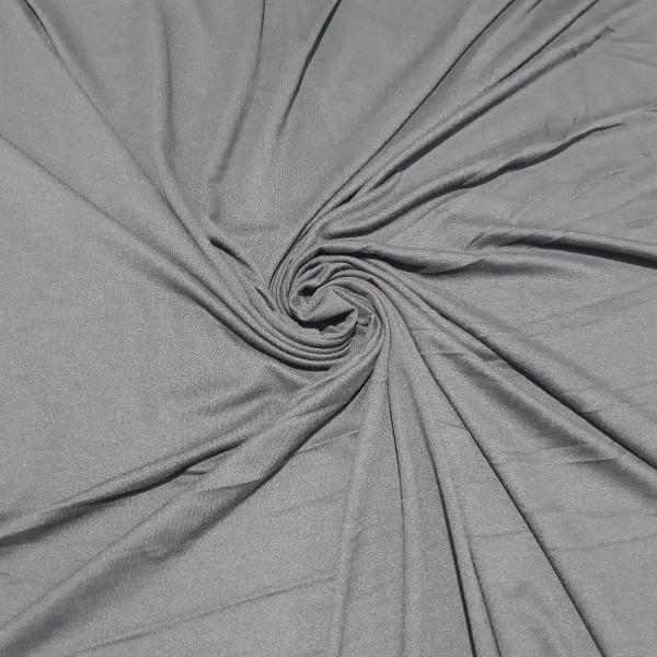 Soft Jersey scarf - Black