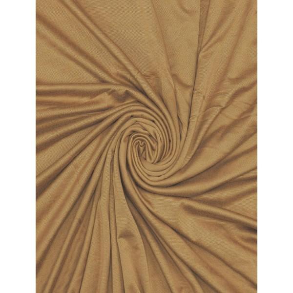 Soft Jersey scarf - Camel