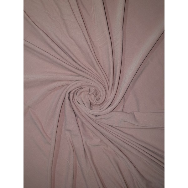 Soft Jersey scarf - Dusty Pink