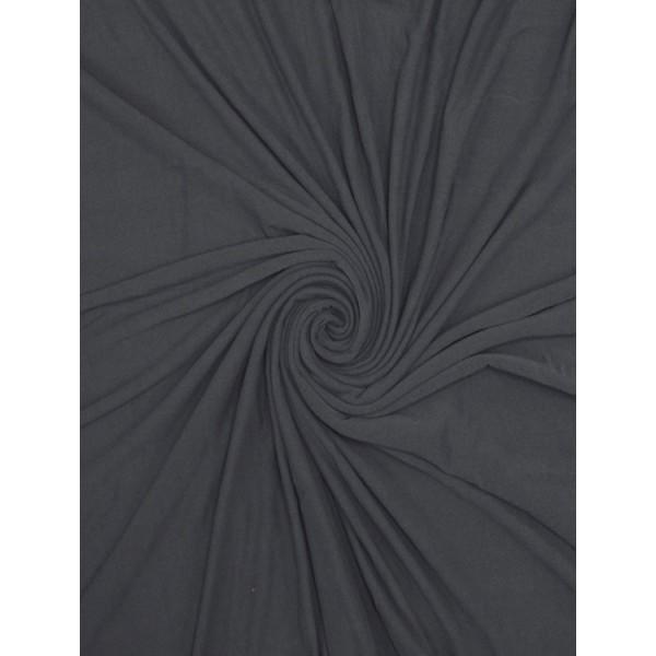 Soft Jersey scarf - Dark Grey