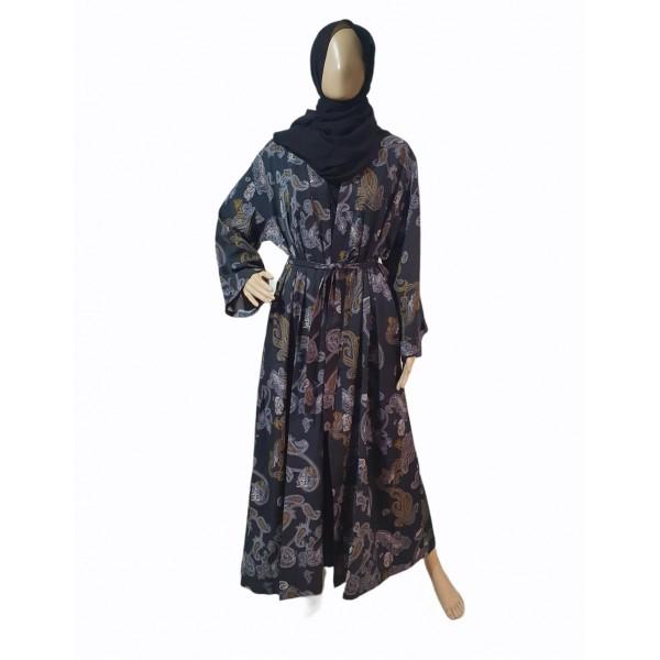 Banda Jacket Abaya