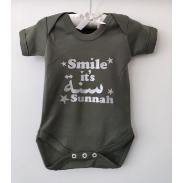 Smile it's Sunnah-Islamic clothing