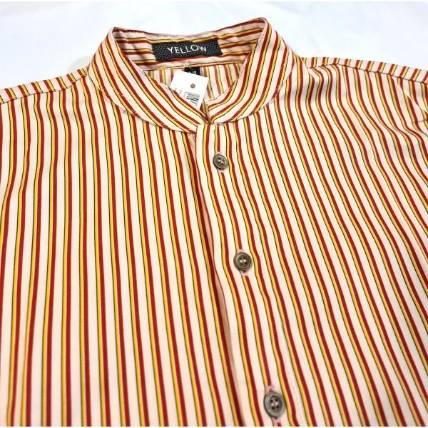 Yellow: Orange Stripes (8/9)