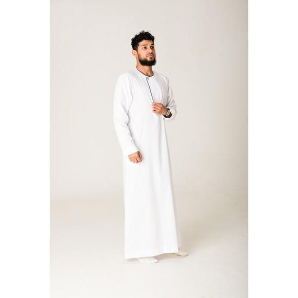 Al Noor - Piping Omani White Children (46)