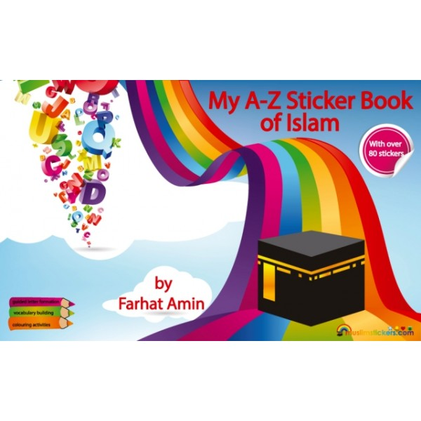 A-Z Colouring Book