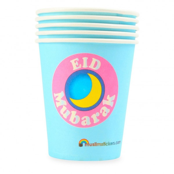 Eid Cups 5 pack
