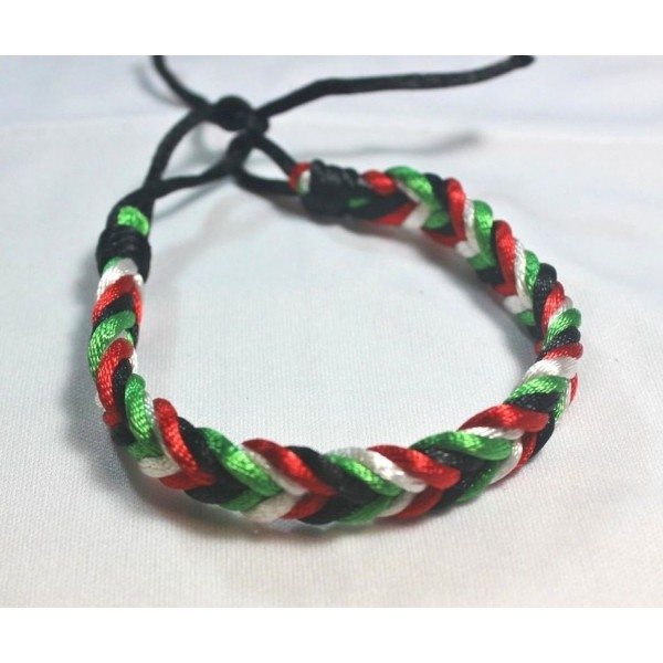 Palestinian - Threaded Bracelet