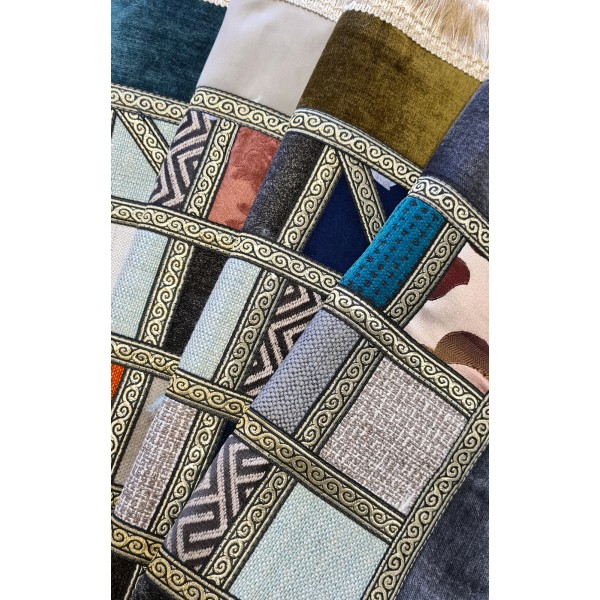 Luxury patch prayer mats