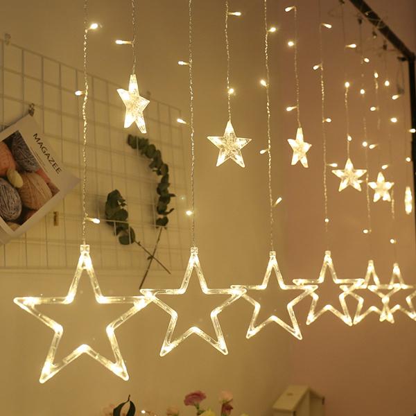 Ramadan/Eid Starry Nights 138 LED String Light Set