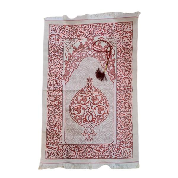 Prayer Mat & Tasbeeh Gift Box