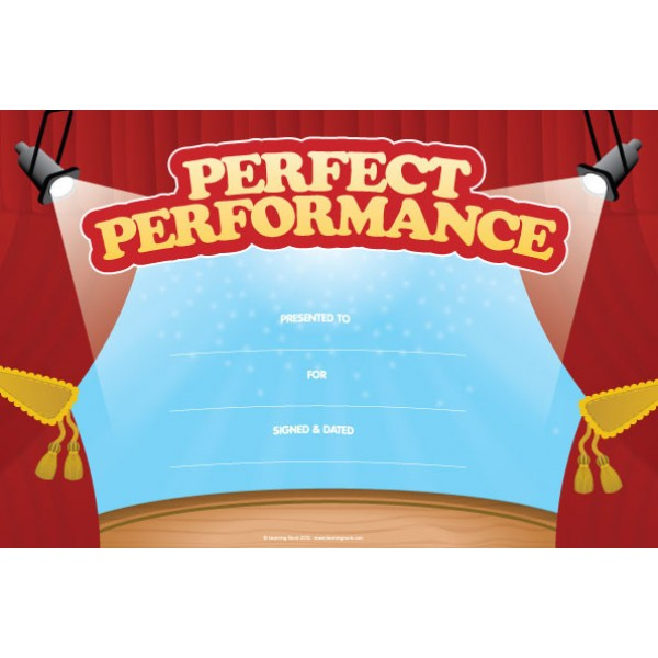 Perfect Performance (25 Pack - A4)