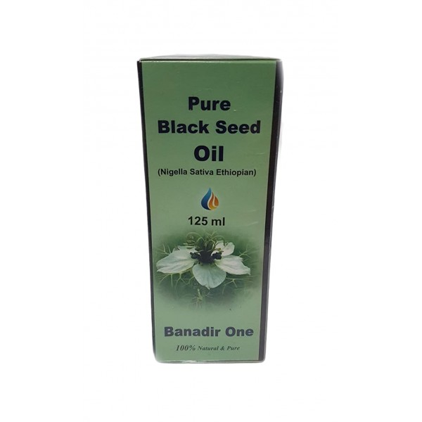 Black Seed Oil - Banadir One (Green Box)