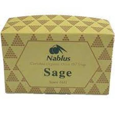 Zaytoun : Nablus Organic Olive Oil Soap - Sage