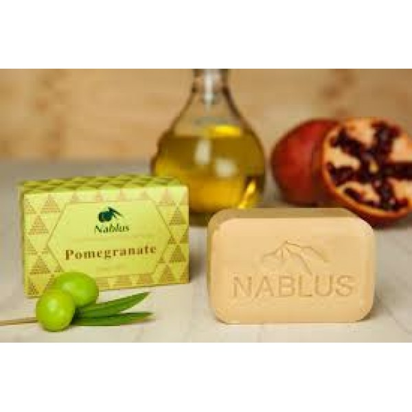 Zaytoun : Olive oil soap - Magical Promogranate