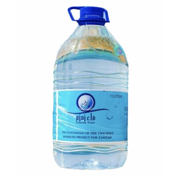 ZamZam Water 5 Liter (Store Pickup Only)