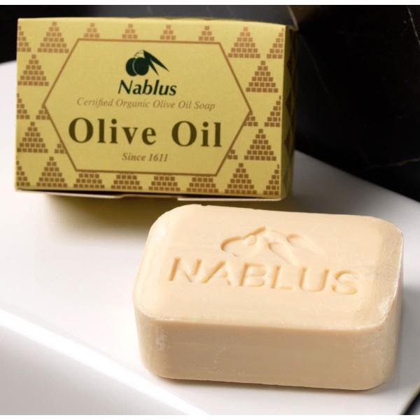 Zaytoun : Nablus Organic Olive Oil Soap - Olive Oil