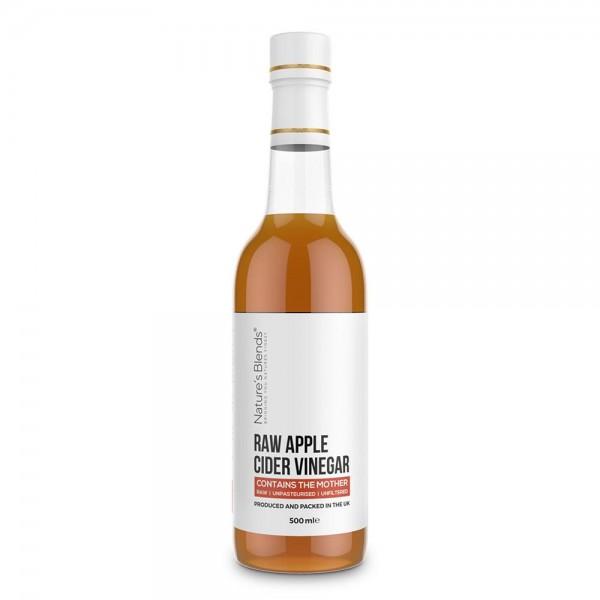 Raw Apple Cider Vinegar (500ml)