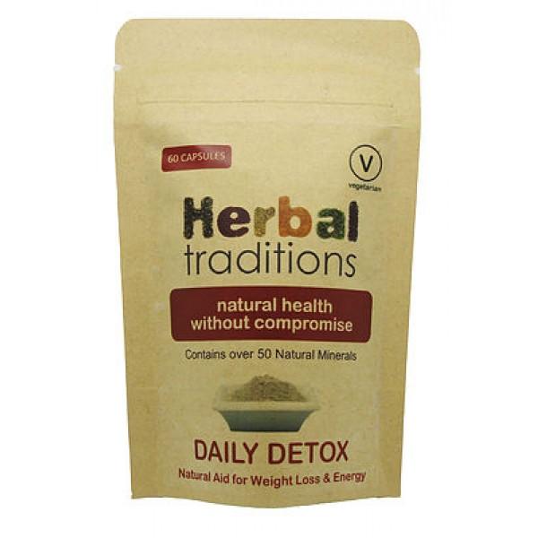 Daily Detox : 60 Capsules