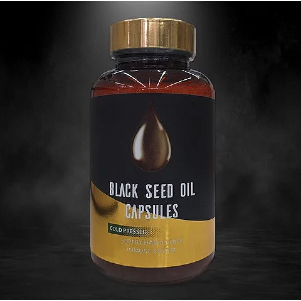 Sunnah Trends : Black Seed Oil Capsules