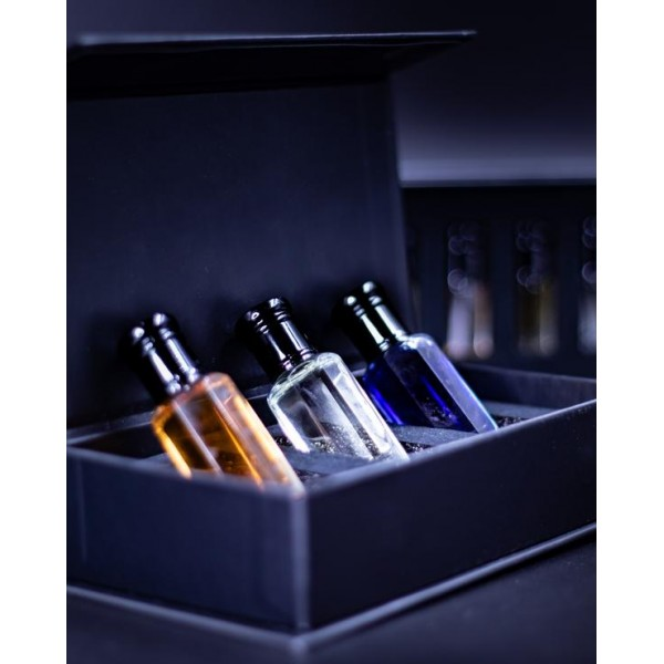 MuskCo: Arabian Desert 3x12ml Perfume Oil (Gift Set)