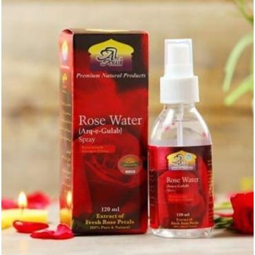 Al Khair : Rose Water (Red)