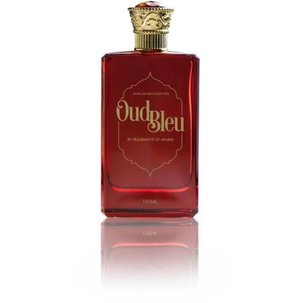 Oud Bleu by Fragrance of Arabia 100ml