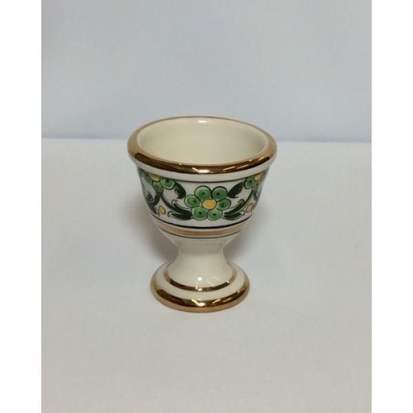 Tunisian Ceramic Egg Cup