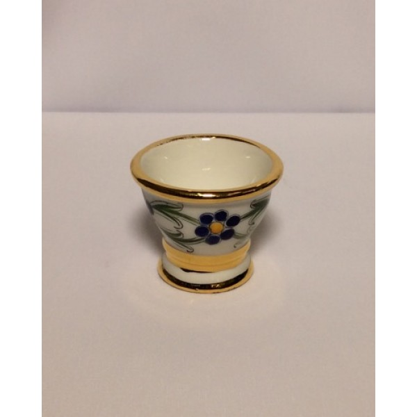 Tunisian Ceramic Tea Cup - Xsmall