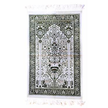 SafaTeks - Arabesques Pattern Soft prayer mat