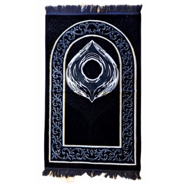 SafaTeks - Blackstone Soft Prayer Mat