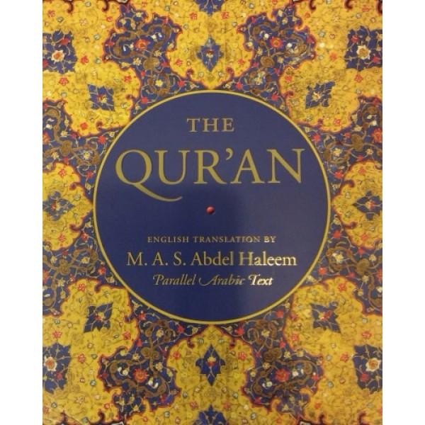 The Quran : Large Hard Copy ; Abdel Haleem