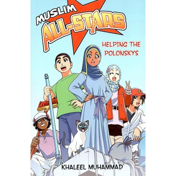 Muslim All - Stars : Helping the Polonskys