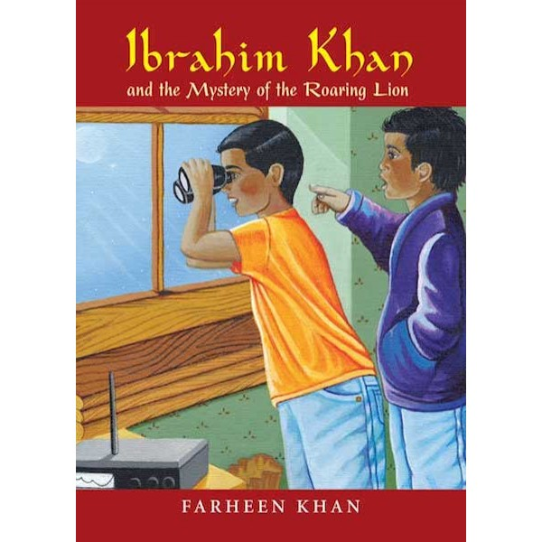 Ibrahim Khan and the Mystery of the Roaring Lion