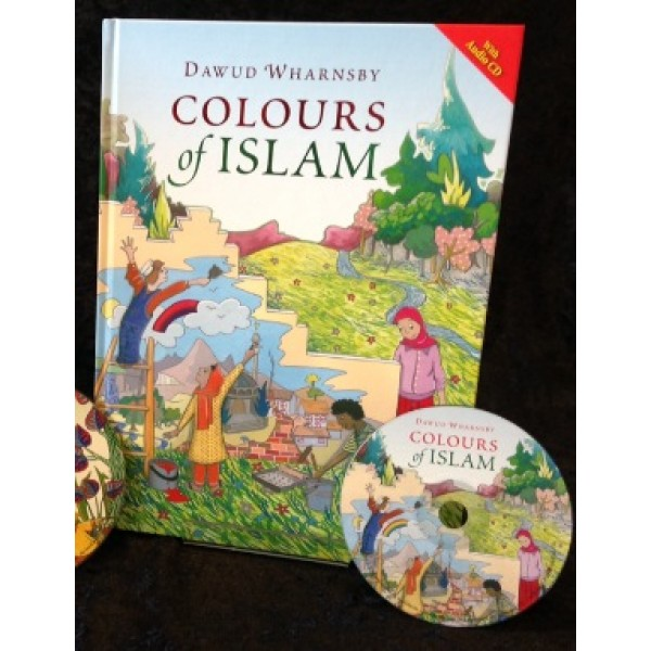 Colours of Islam - Book and Nasheed CD